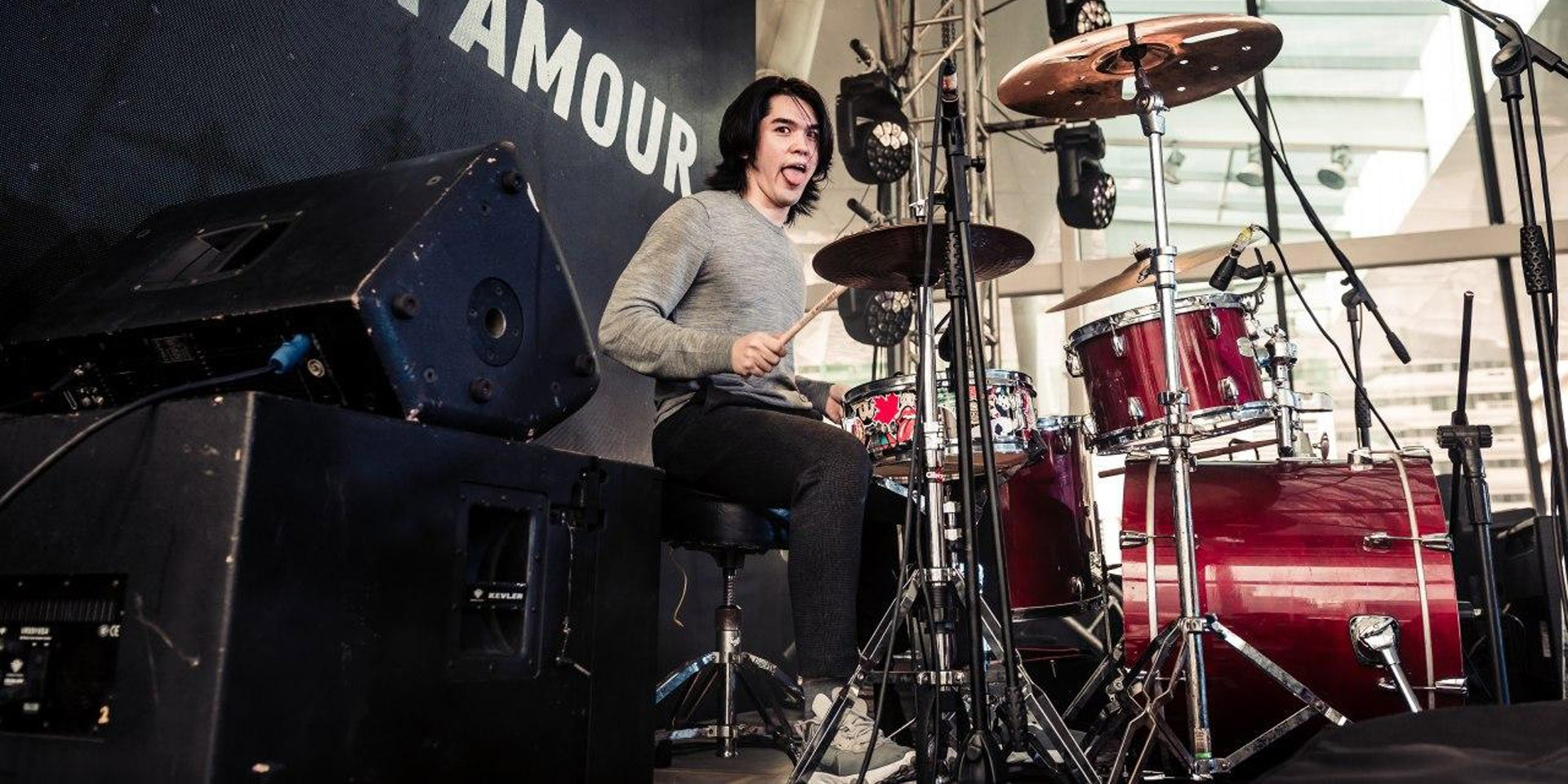 Work From Home with Renzo Santos of Lola Amour