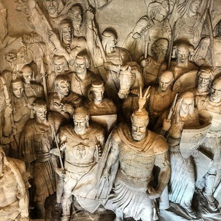 Skanderbeg Museum - Kruja
