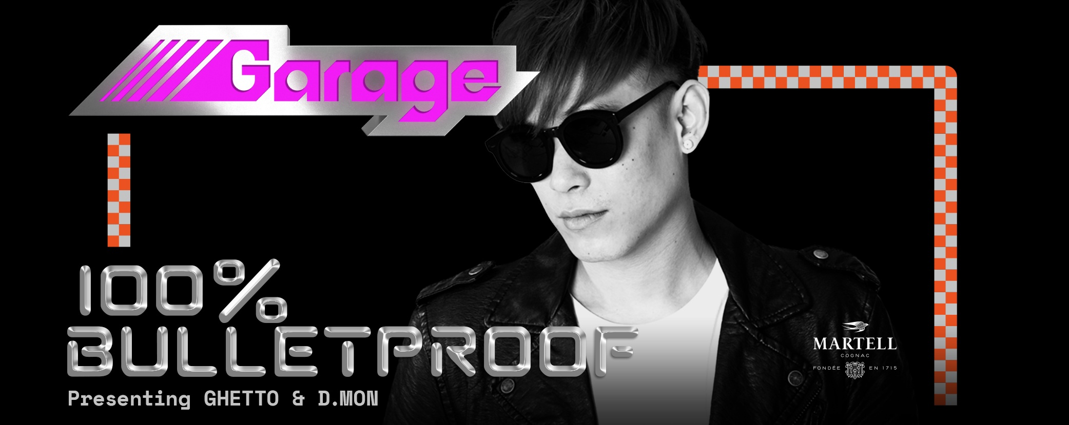 Martell Red Barrel Presents Garage ft. 100% Bulletproof with Ghetto & D.Mon (Zouk F1 Weekend)