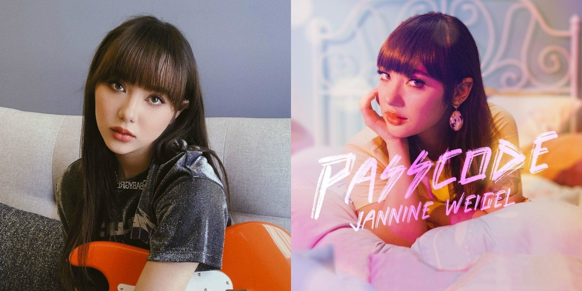 RedRecords' first artist Jannine Weigel to debut with new single 'Passcode'