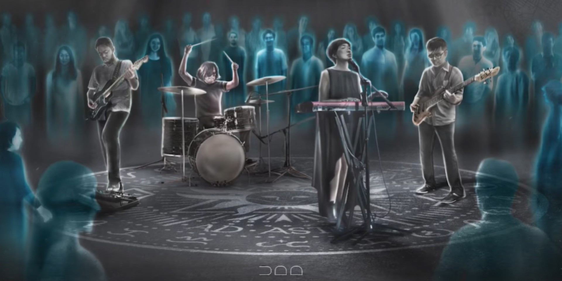 Here's how you can be part of the ghost audience at UDD's Trese: Not ALive virtual concert