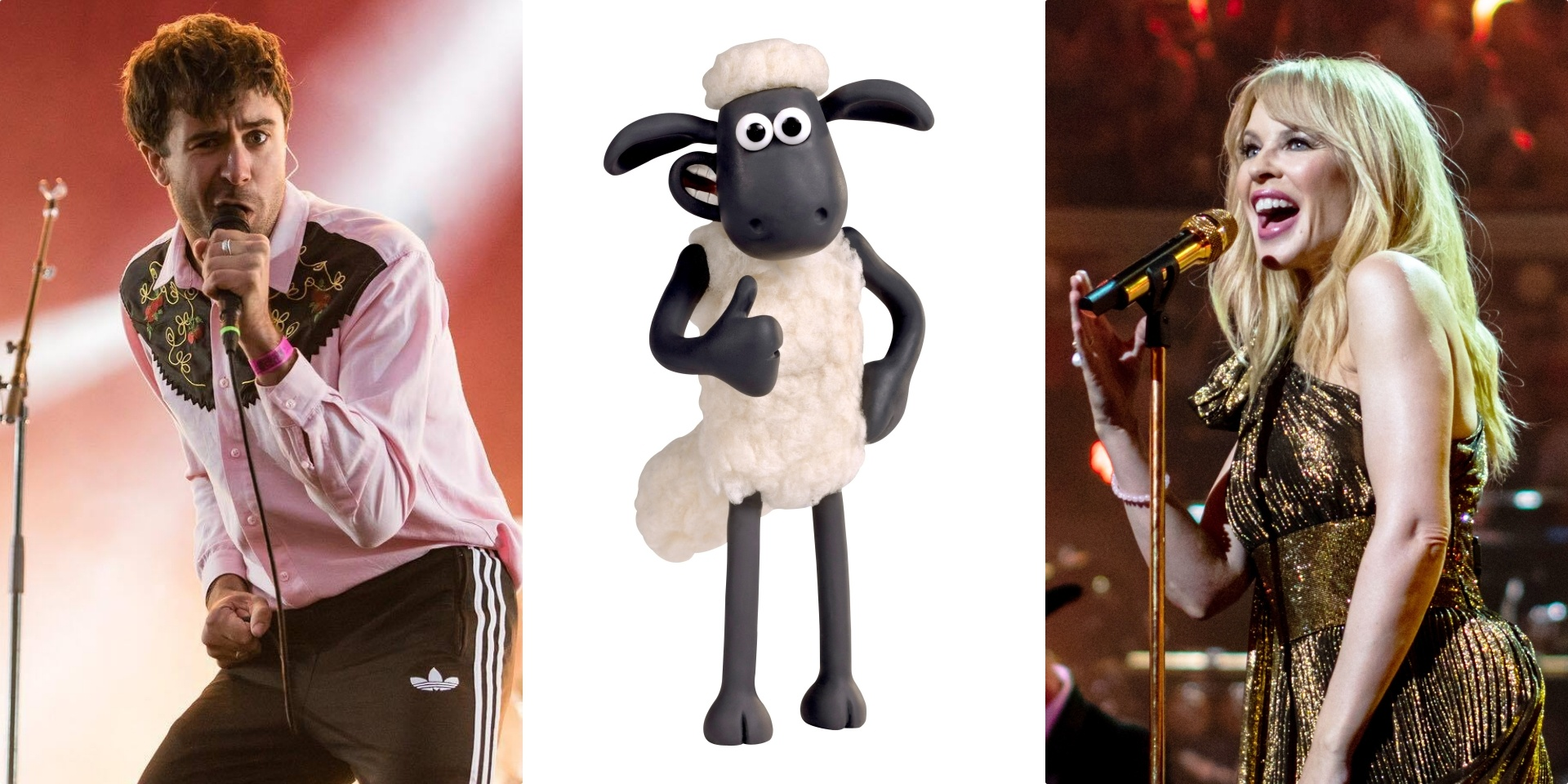 Kylie Minogue and The Vaccines team up for new song, 'Lazy' for upcoming Shaun the Sheep movie