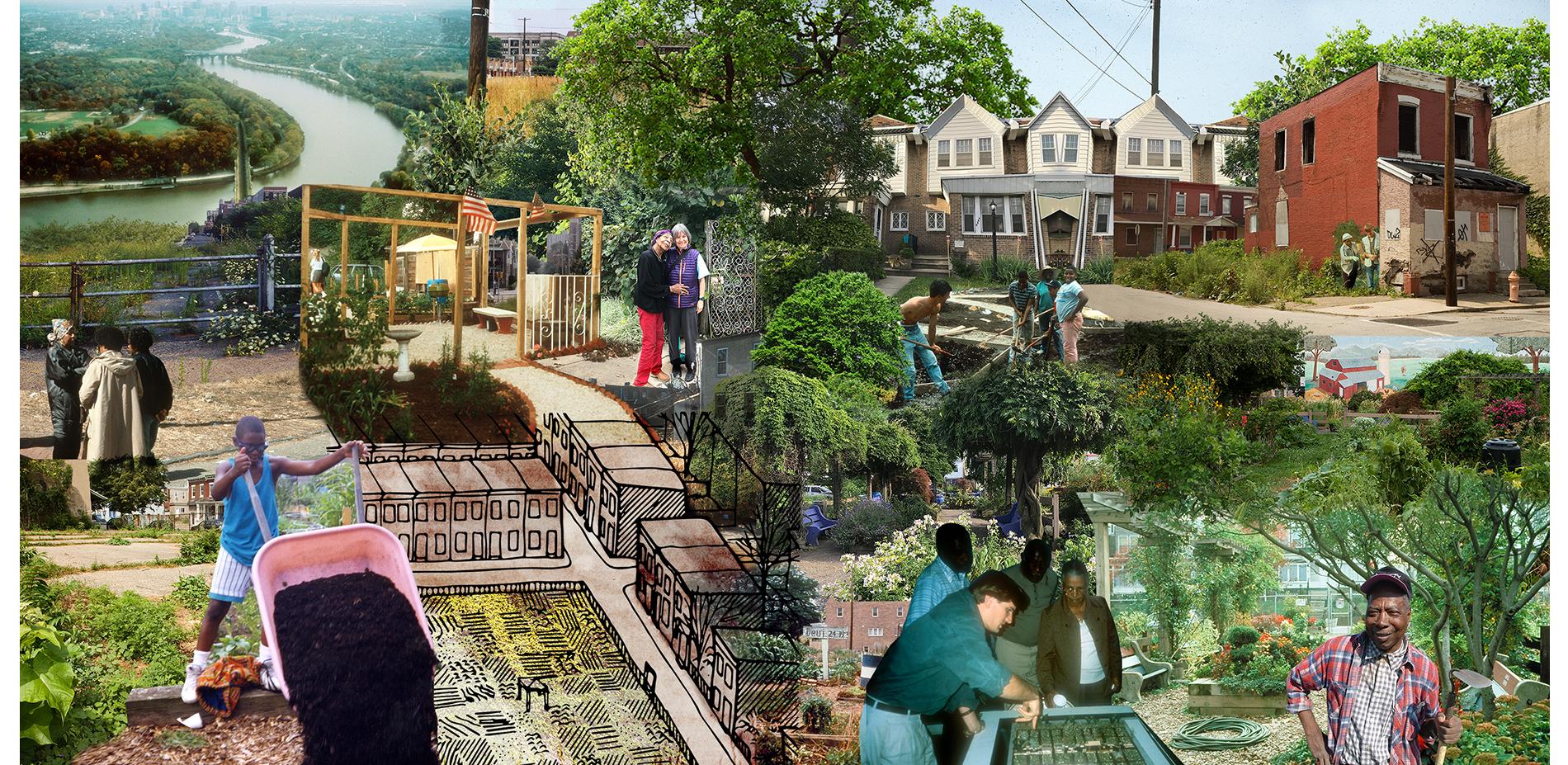 The West Philadelphia Landscape Plan: A Framework for Action (1987-1991)