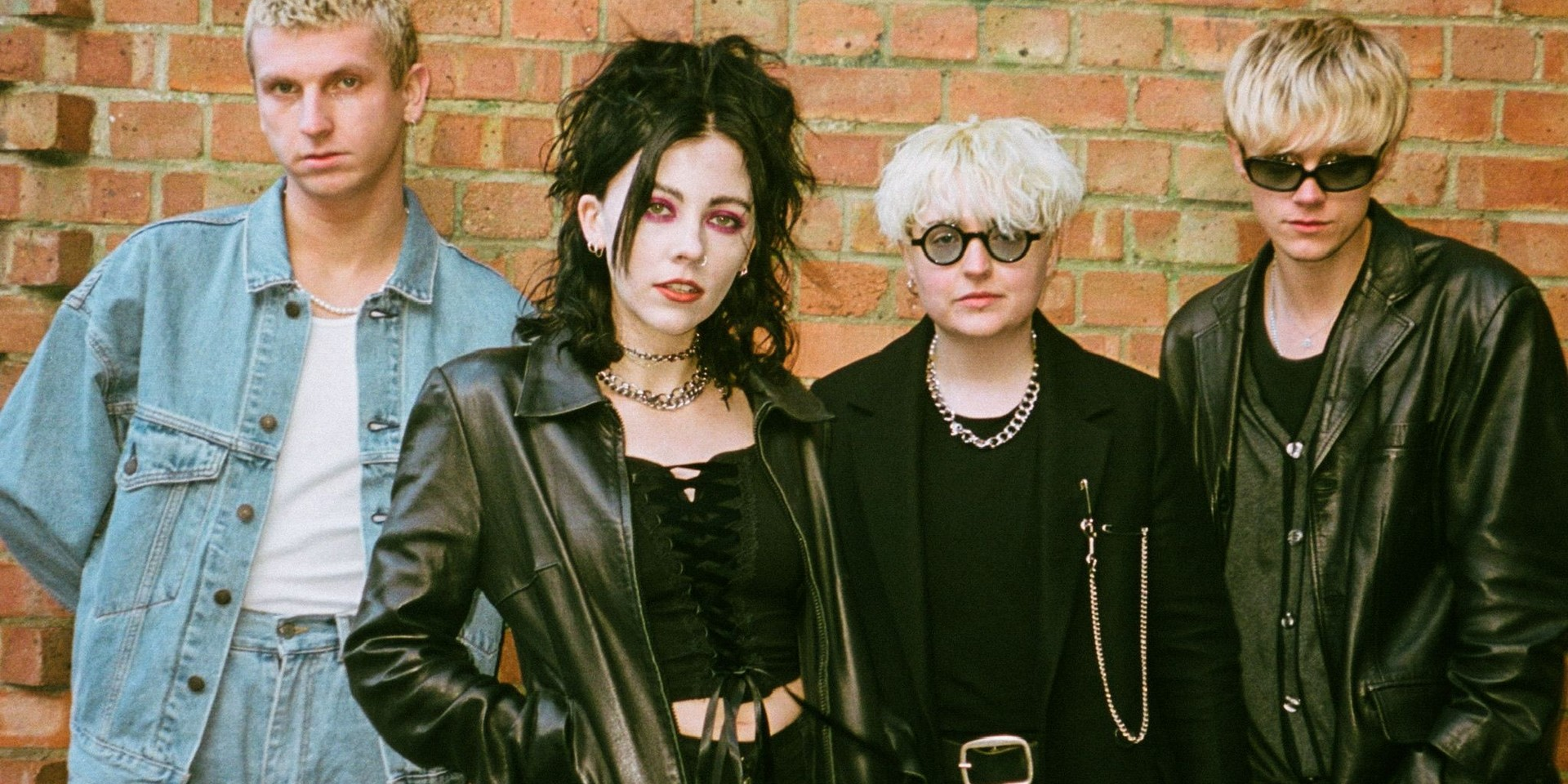 """Pale Waves' upcoming album Who Am I? is Heather Baron-Gracie's """"self-confessed journey towards wanting to become a better person"""""""