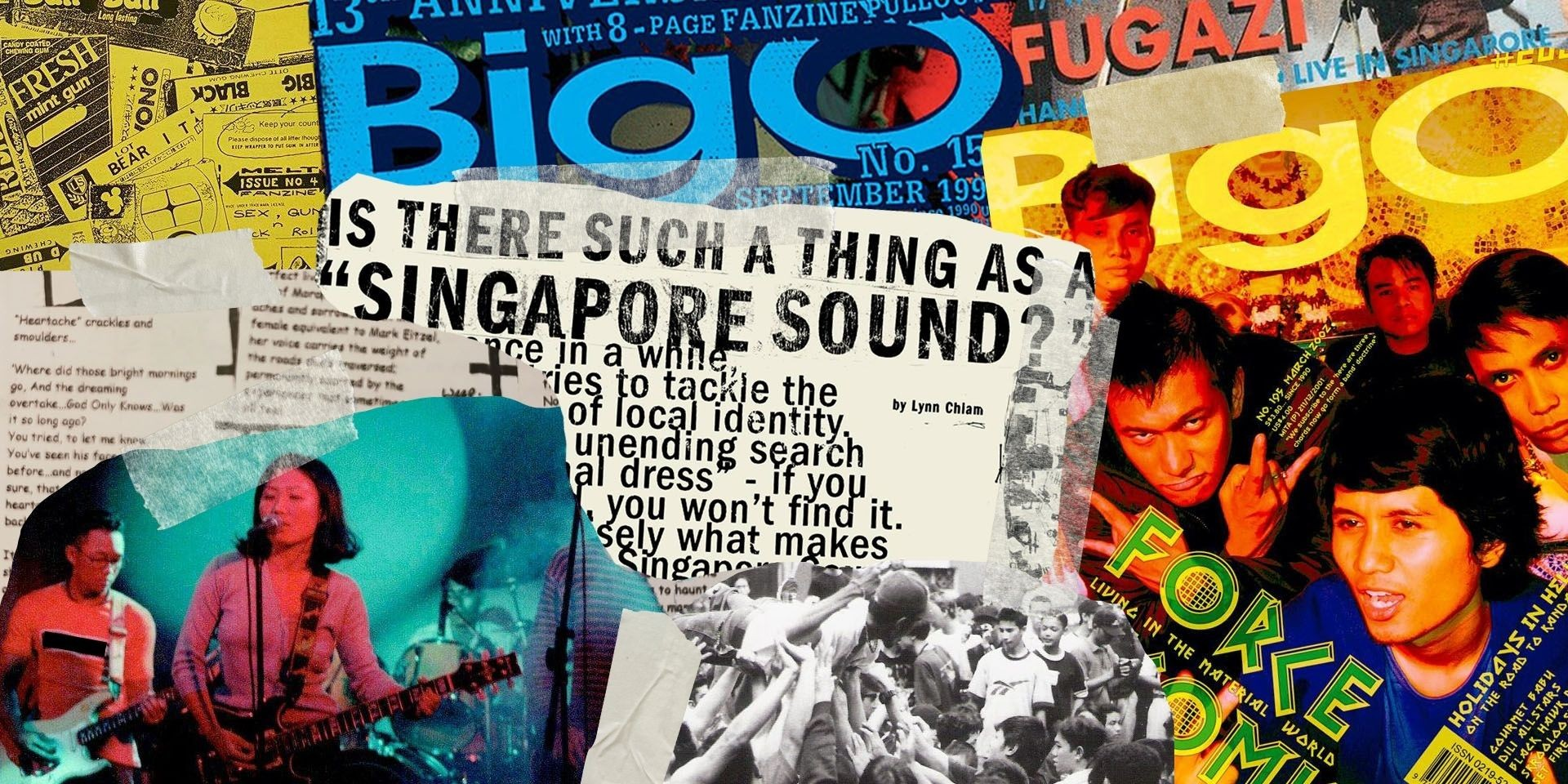 How music journalism in Singapore came to be: zines, the DIY spirit, and community building
