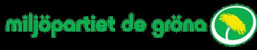 Miljöpartiet de gröna  logo
