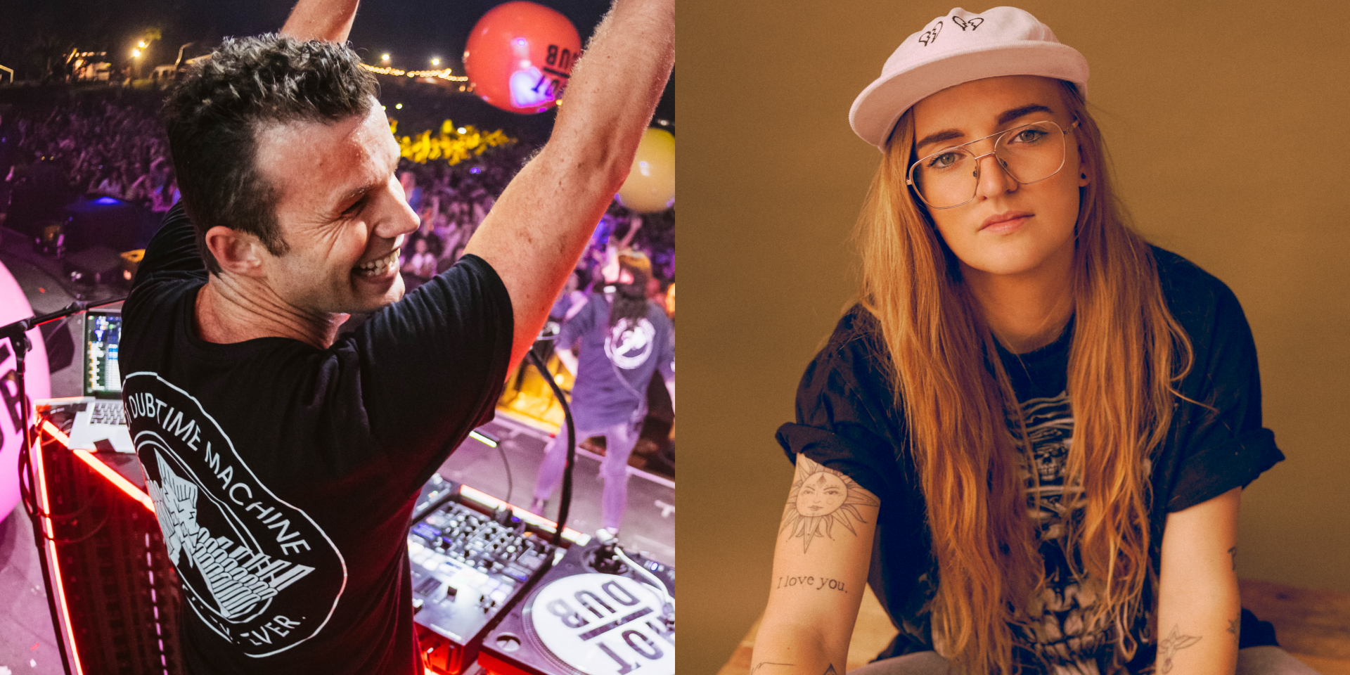 Hot Dub Time Machine and G Flip added to Neon Lights  lineup