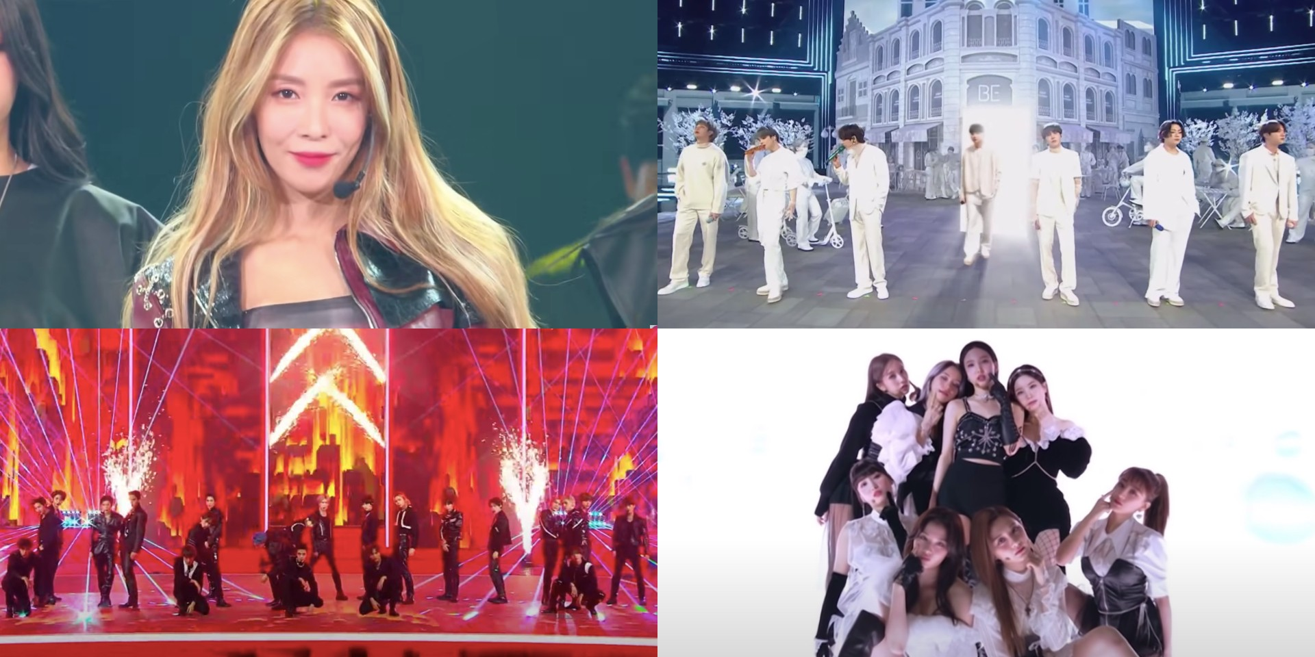 10 must-watch performances at the Mnet Asian Music Awards 2020
