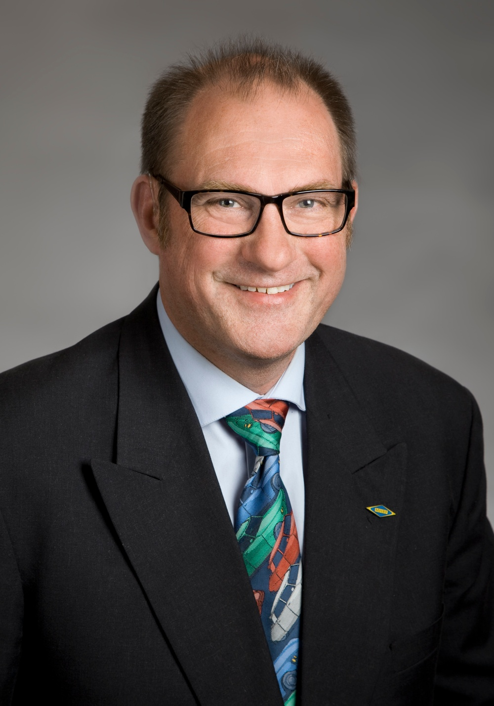 MHRFs generalsekreterare Jan Tägt.  Fotograf: Therése Särnbäck