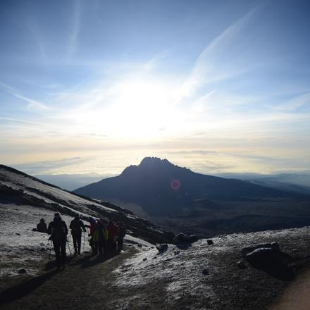 7 Days Lemosho Route Climb