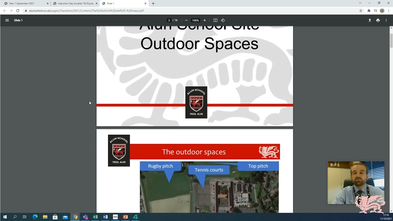 Alun School, Mold Resources for next year's Y7 Link Thumbnail | Linktree