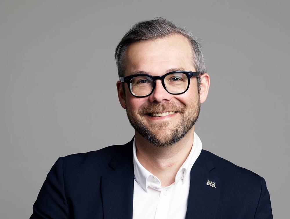 Martin Hedqvist, styrelseordförande Västerbottensteatern.