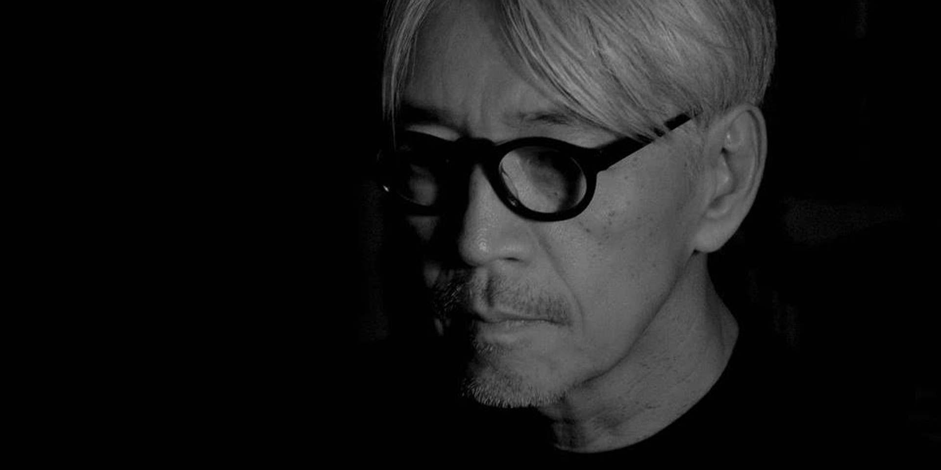 """Ryuichi Sakamoto announces online piano solo concert in December, hosted on MUSIC/SLASH with """"highest sound quality ever developed in the industry"""""""