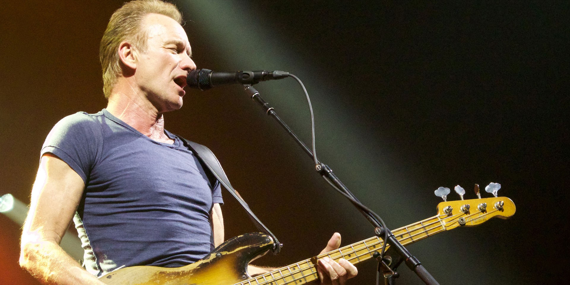 Sting is coming to Manila this October