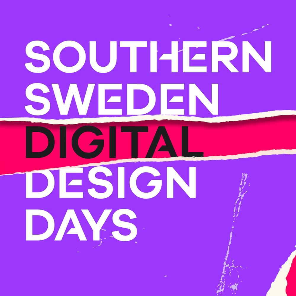 Southern Sweden Design Days digital logo