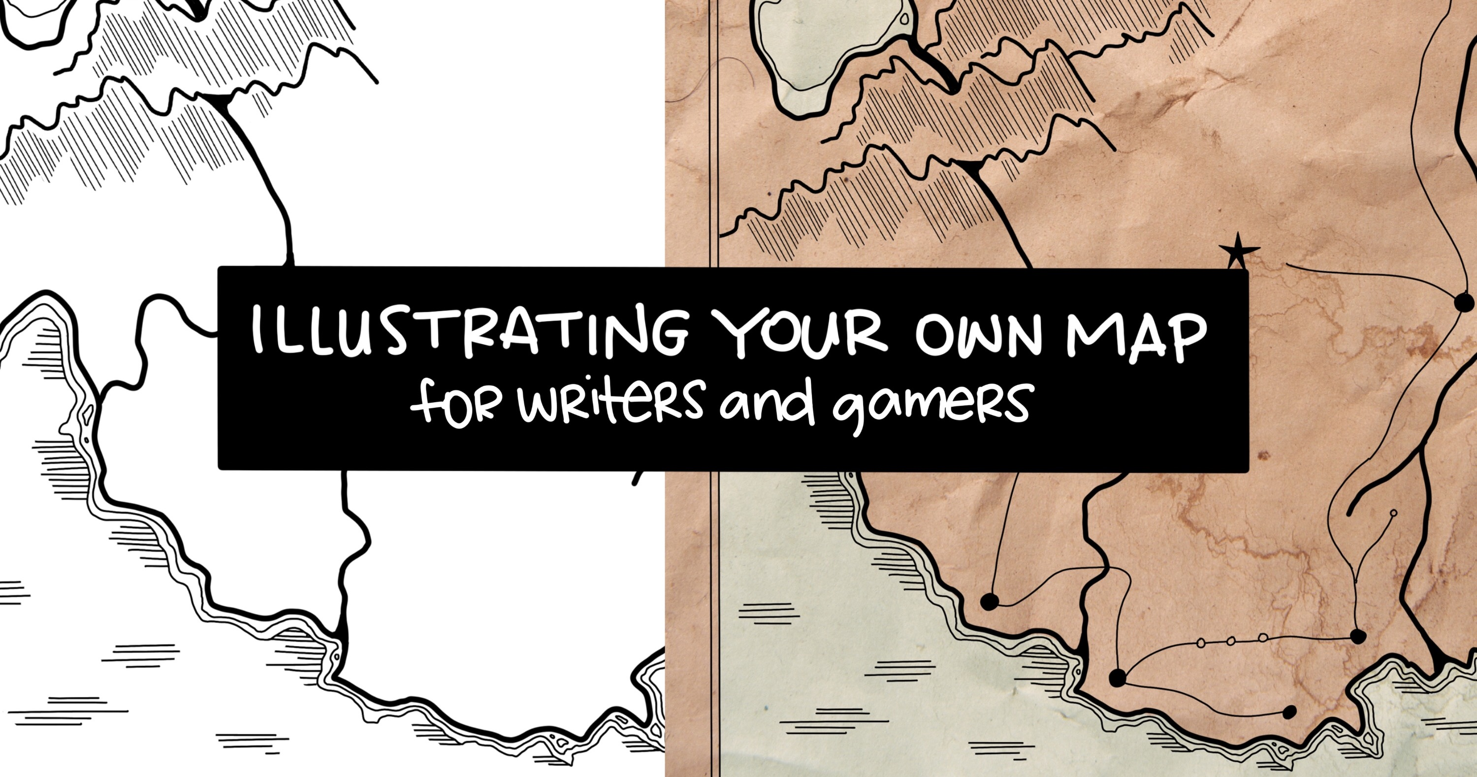 Draw Your Own Map on