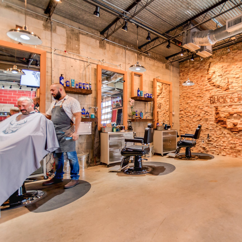 buck beard best barber shop and beard trim in fort lauderdale fl. Black Bedroom Furniture Sets. Home Design Ideas