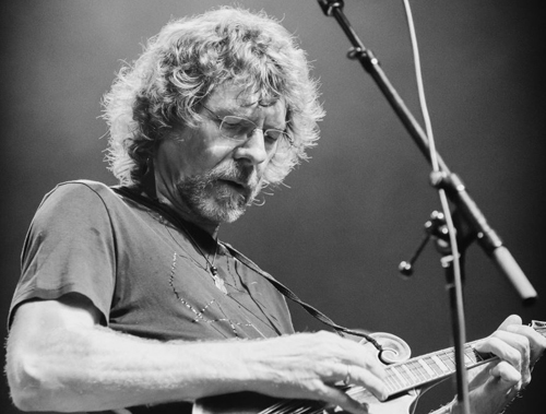 BT - Sam Bush - August 14, 2019, doors 6:30pm