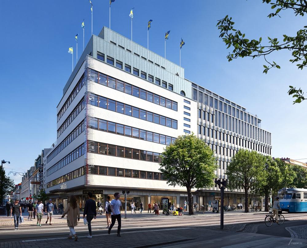 Strömshuset. Bild: Vasakronan/Kub/TMRW