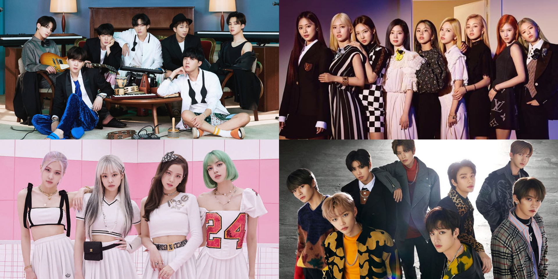 Spotify Wrapped unveils the Top K-pop artists of 2020 - BTS, BLACKPINK, TWICE, Stray Kids, and more