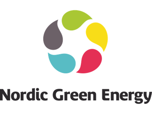 Nordic green Energy Press logo