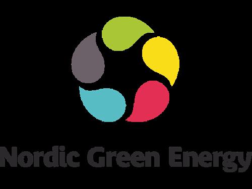 Nordic green Energy Press logo