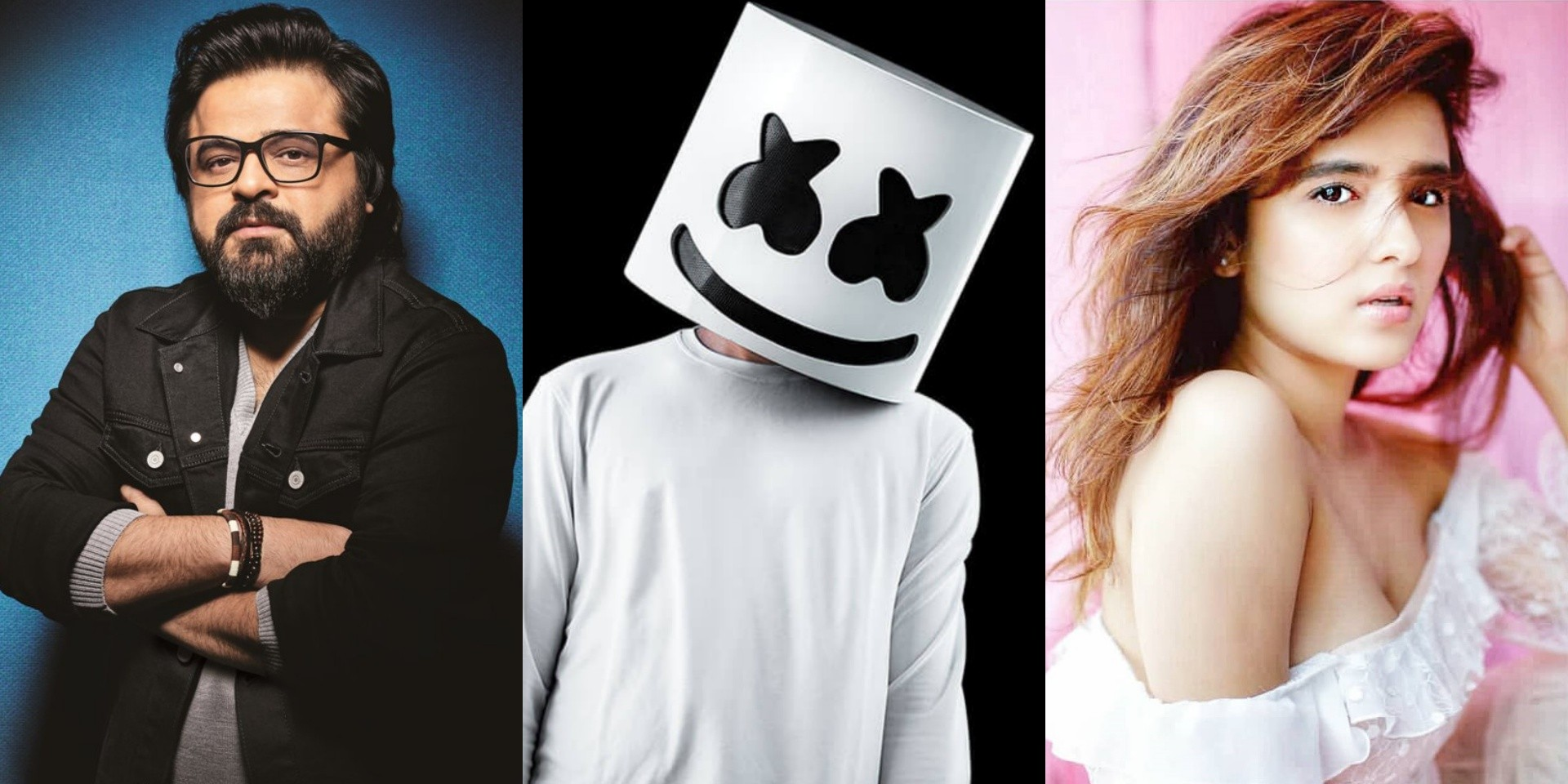 Marshmello teases new collaboration with Indian artists Pritam and Shirley Setia – listen