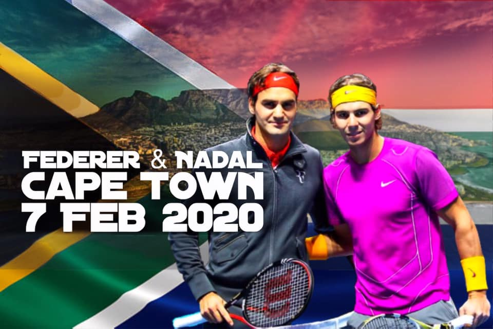 Federer V Nadal Tickets Go On Sale Tennis South Africa