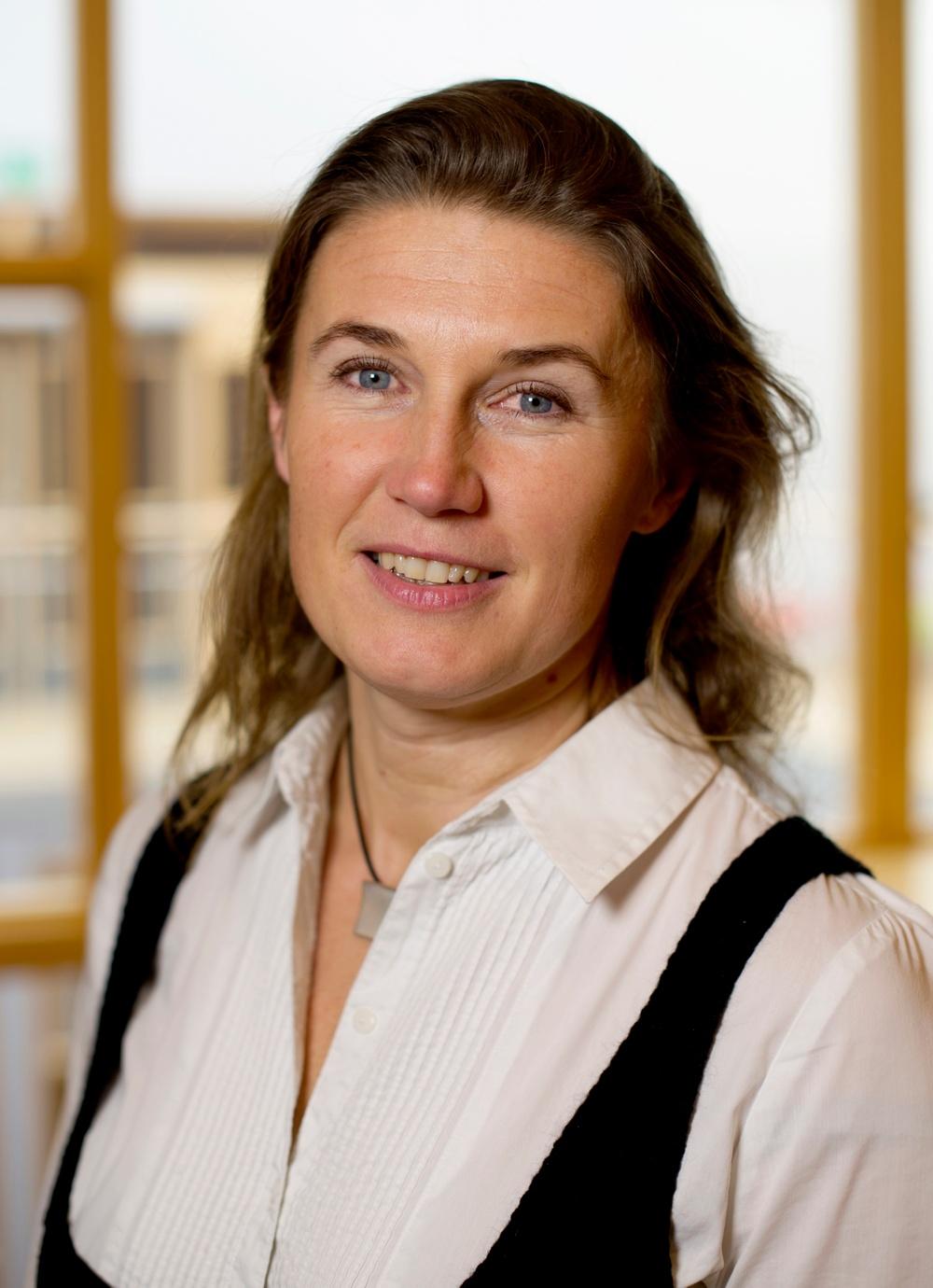 Nina Mårtensson, direktör extern samordning