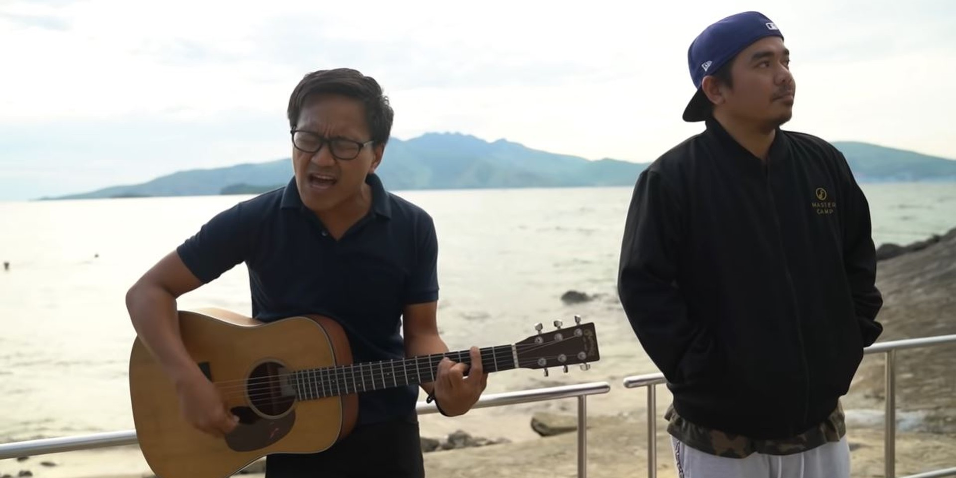 Gloc-9 and Ebe Dancel team up in acoustic performance of 'Sirena' – watch