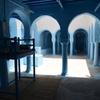 Courtyard 1, Slat Ribi Avraham Small Quarter, Djerba (Jerba, Jarbah, جربة), Tunisia 7/9/2016, Chrystie Sherman