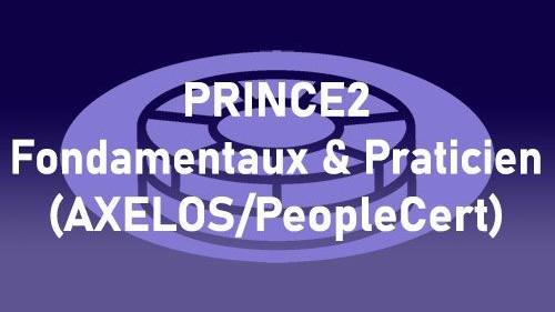 Représentation de la formation : PRINCE2 6ème édition Fondamentaux & Praticien