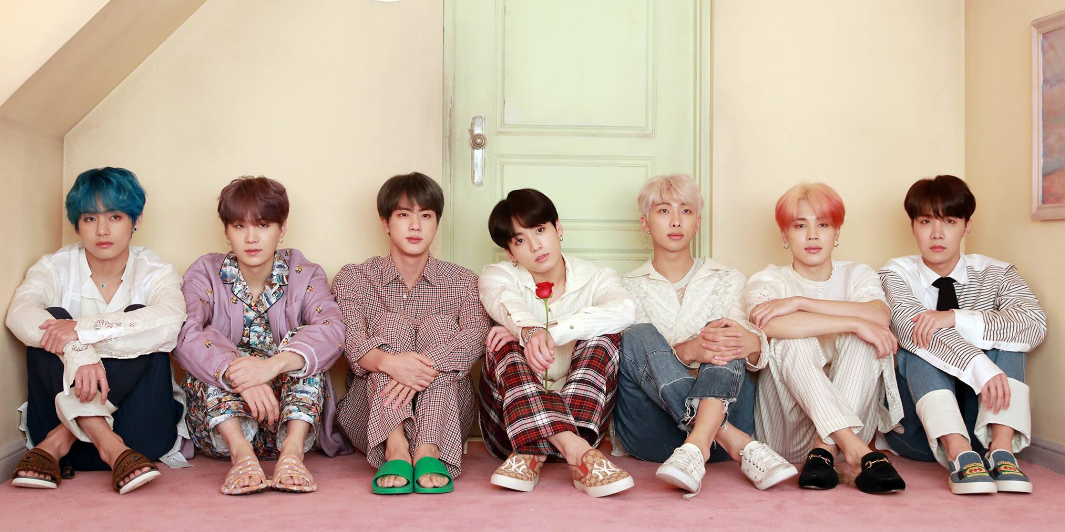 """BTS explores self-image, the cost of fame, and acceptance in """"Map of the Soul: Persona"""""""