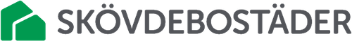 Skövdebostäder logo