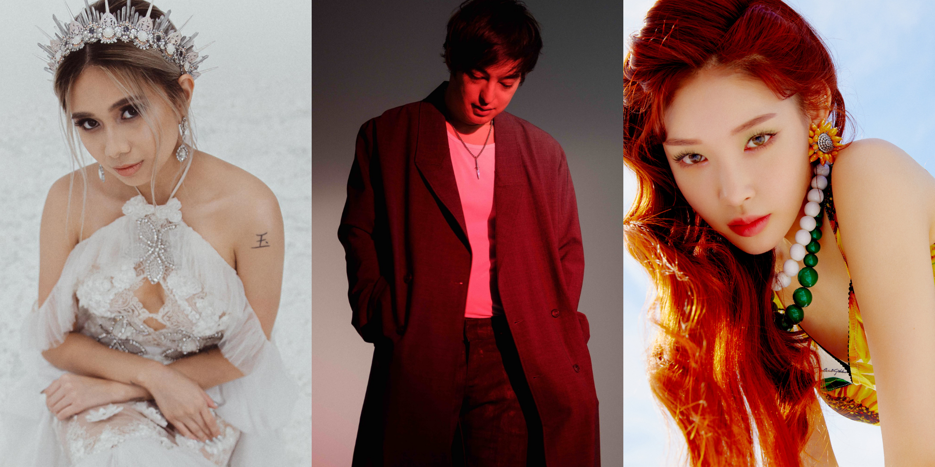 CHUNG HA, Joji, and NIKI set to perform at Philippine exclusive #WeDontStop 88rising concert