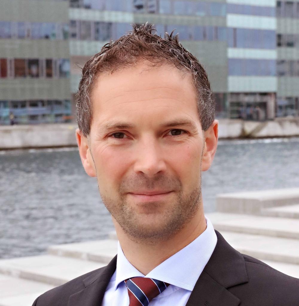 Martin Larsson, ny styrelseledamot i Emrahus.