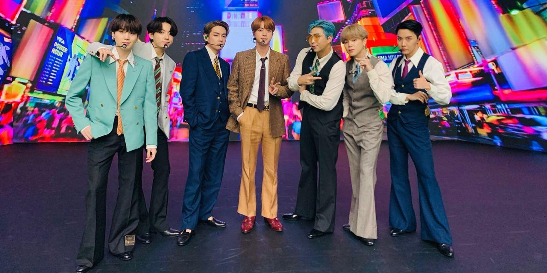 BTS smash hit 'Dynamite' projected to generate US$1.4 billion for South Korea's economy
