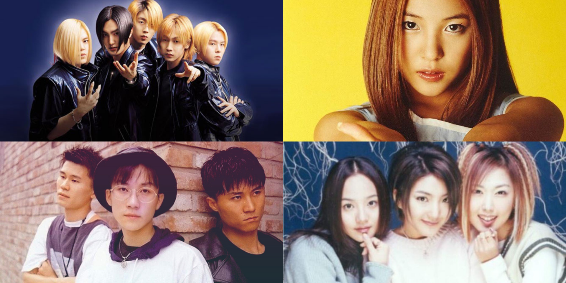Bandwagon's guide to K-pop pioneers: Seo Taiji and Boys, H.O.T., BoA, SES, and more