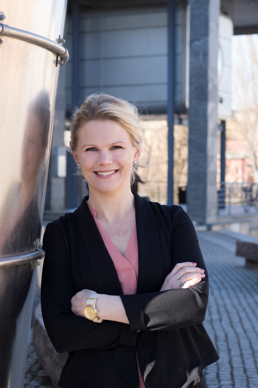 Johanna Palmér, VD Östsvenska Handelskammaren