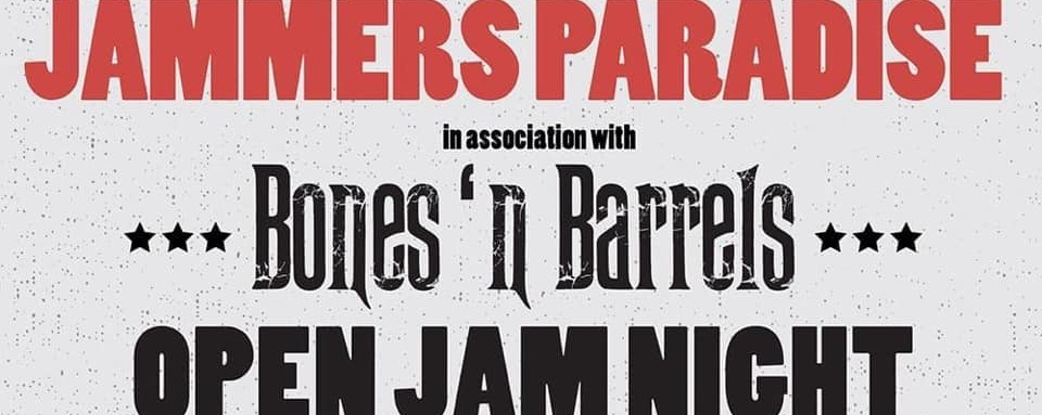 Jammers Paradise!