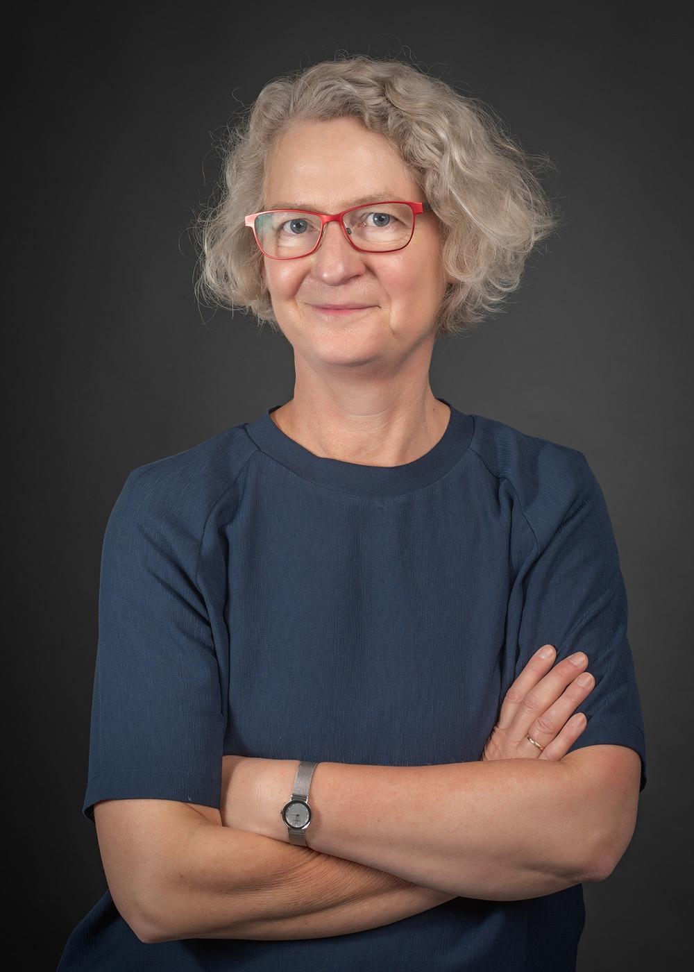 Lillemor Torstensson, kommunikatör, verksamhetsansvarig, Sbi. Foto Robert Björk
