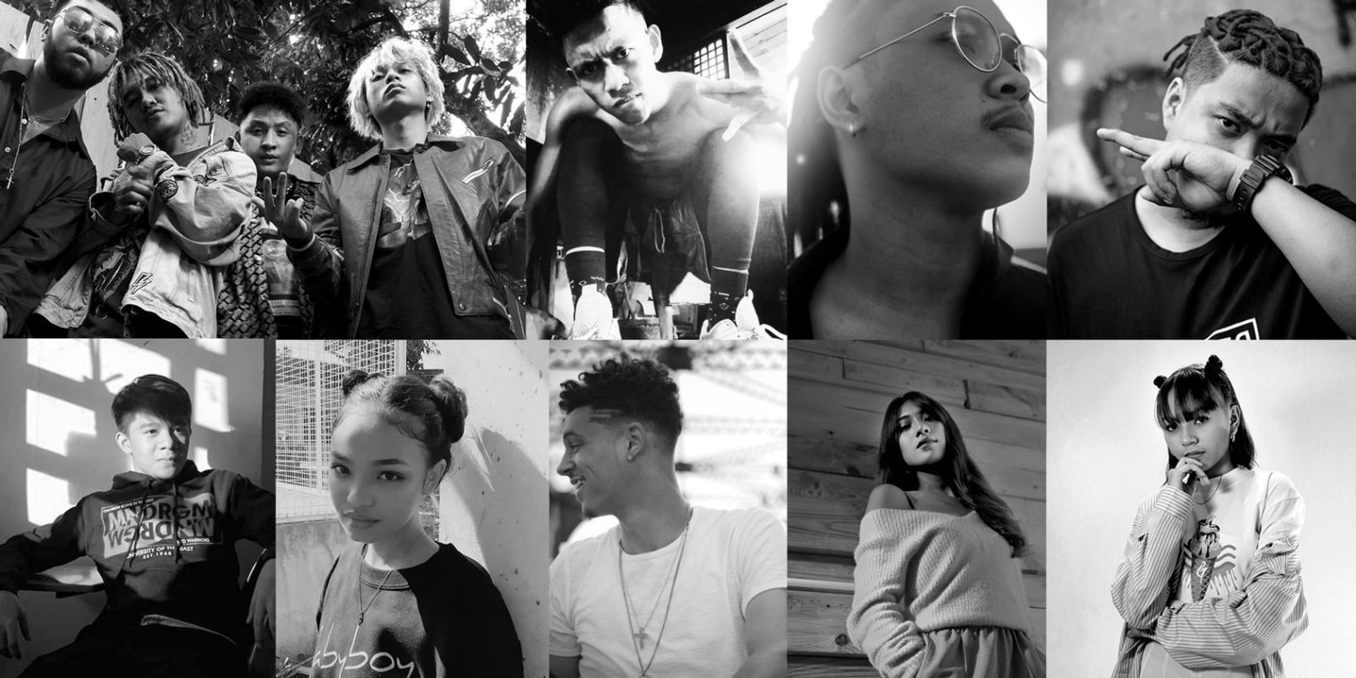 "Def Jam Philippines ""brings together the best of Filipino hip-hop"" in their 'REKOGNIZE All-Stars' mixtape series – listen"