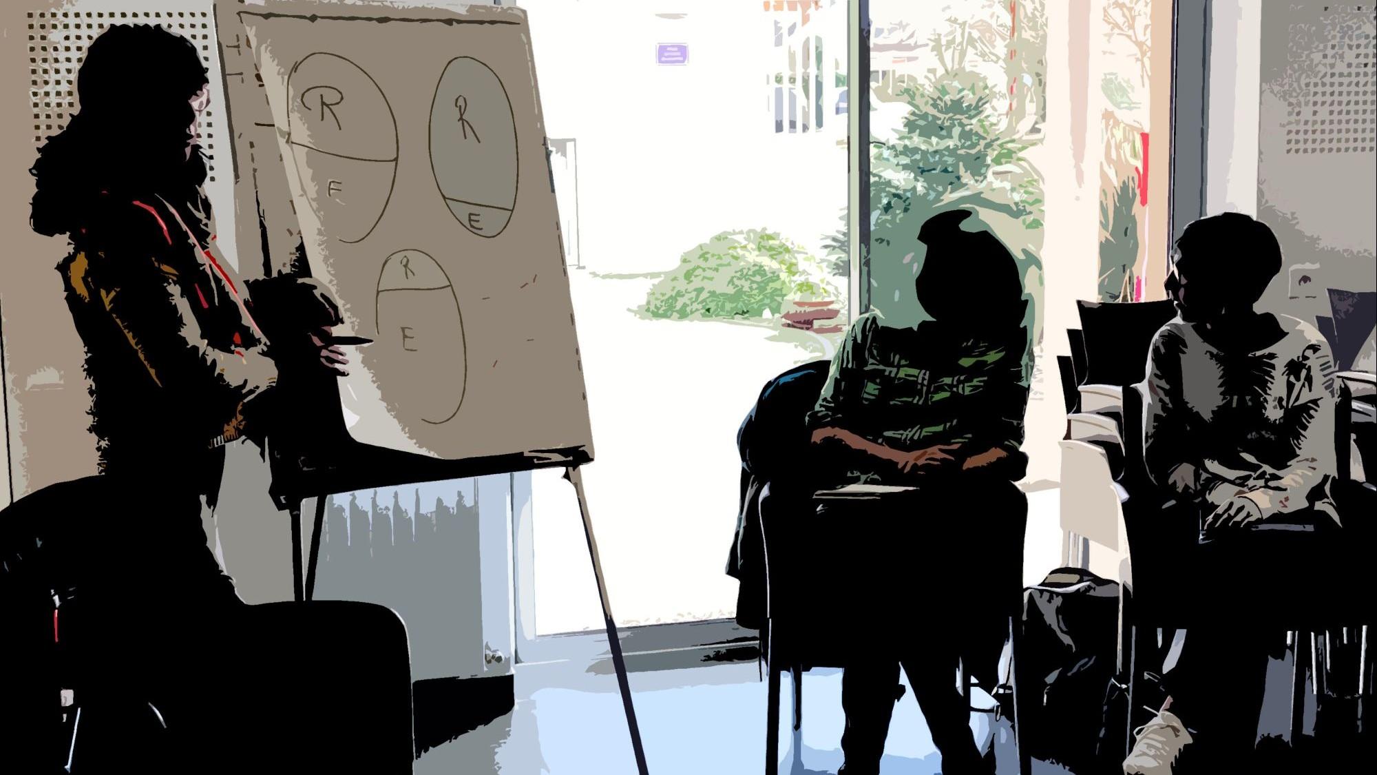Représentation de la formation : Analyse des pratiques en présentiel basée sur la « communication empathique »