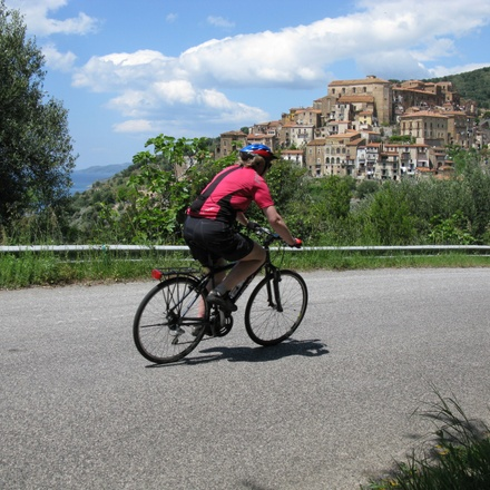 Cycle Cilento & the Amalfi Coast