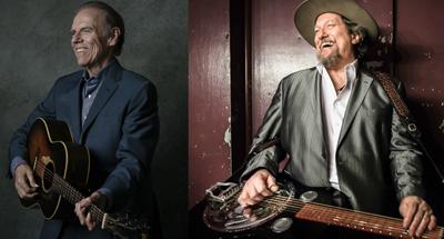 BT - John Hiatt and The Jerry Douglas Band - November 20, 2021, doors 6:30pm