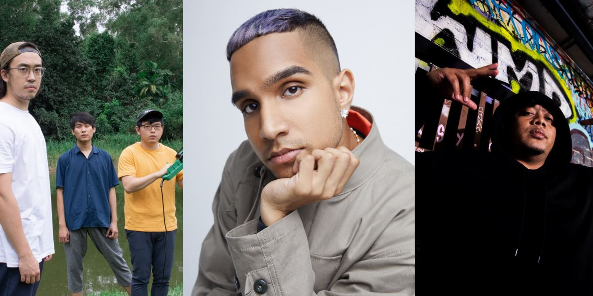 Somerset Battle Grounds to feature live Skateboarding Competition and performances byYung Raja, Akeem Jahat, Forests, and more