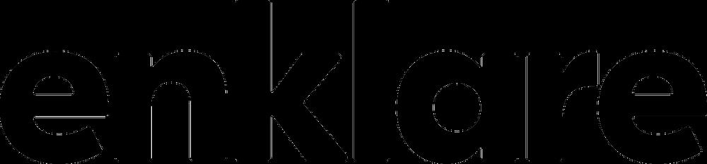 Enklare logotyp svart