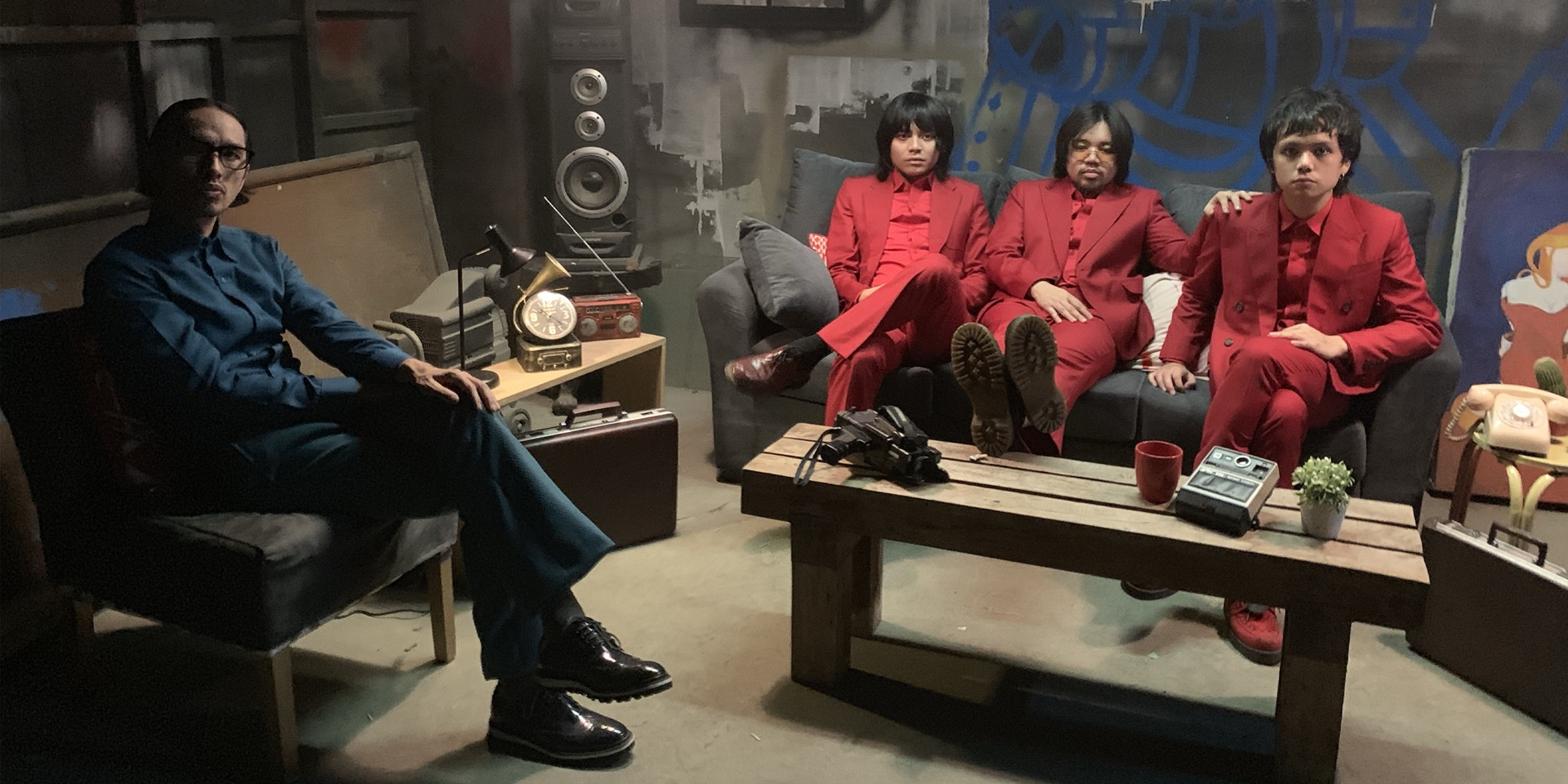 """""""We still have to figure out what to do with the clamor to take RB x IVOS on tour"""": an interview with Rico Blanco and IV Of Spades"""