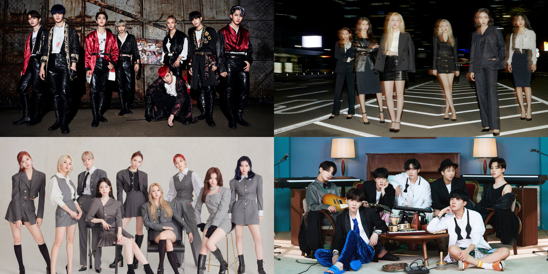 BTS, TWICE, Stray Kids, GFRIEND, and more to perform on 2020 SBS Gayo Daejeon in Daegu