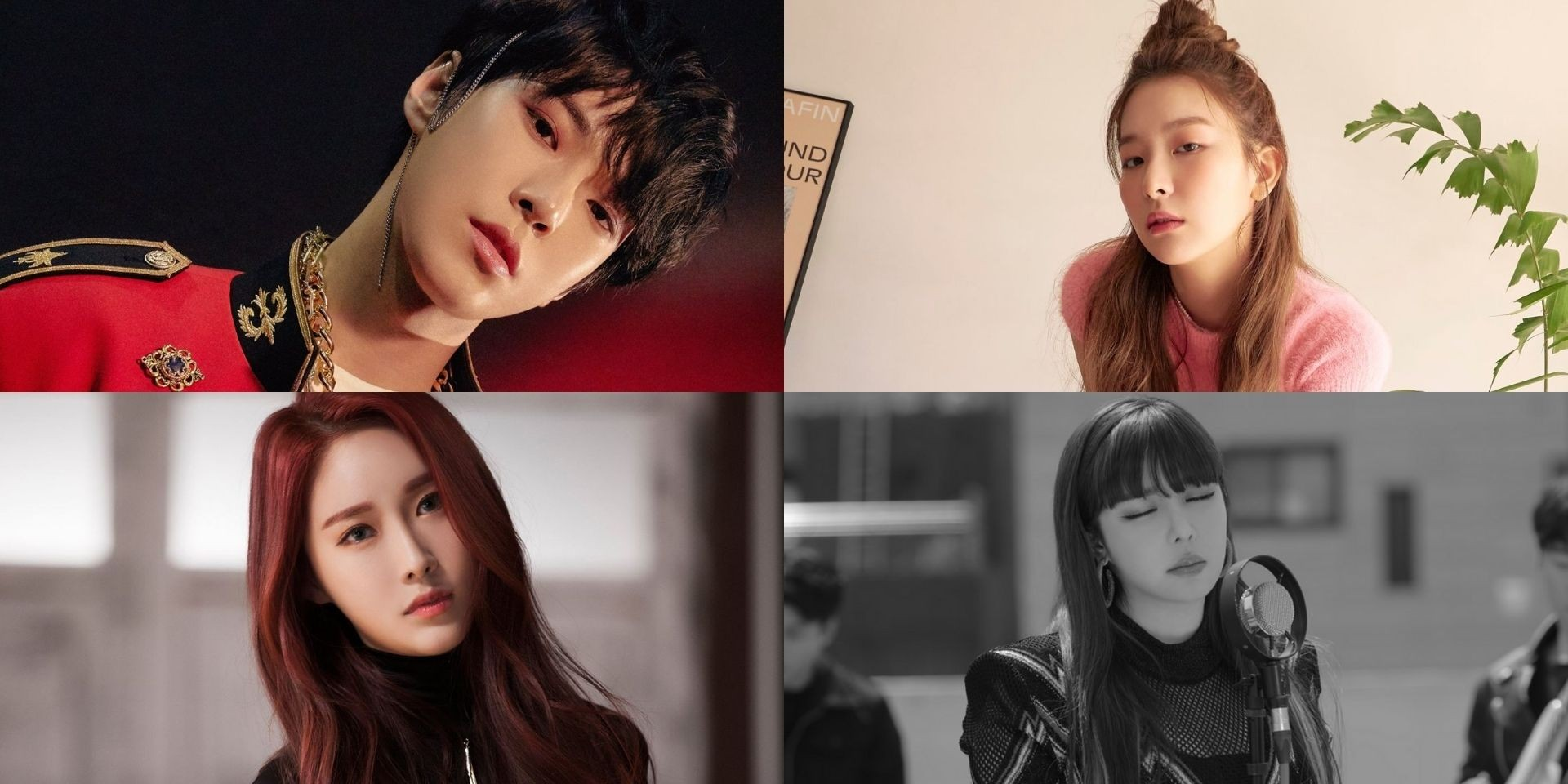 Red Velvet's Seulgi, NCT's Doyoung, Park Bom, Brave Girls' Minyoung, and more join hands for 'NOW N NEW 2021' — watch
